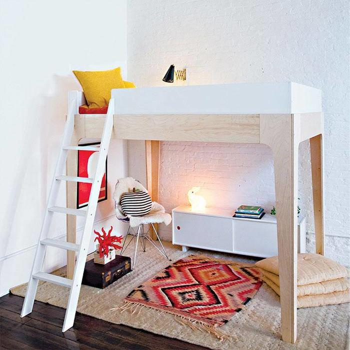 Perch Full Loft Bed