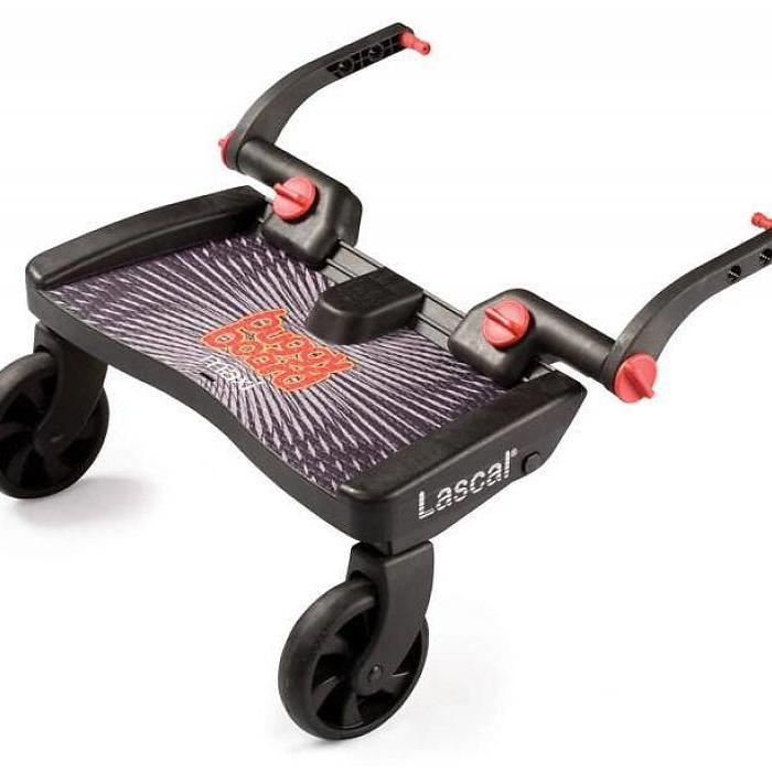 Stroller Board And Accessories