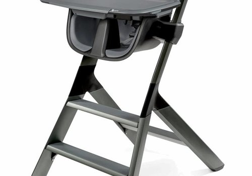 4moms 4moms High Chair In Black- Grey