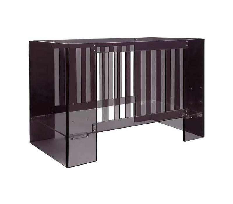Nursery Works Vetro Crib In Shadow