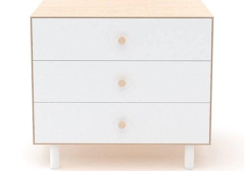 Oeuf Oeuf Fawn 3 Drawer Dresser In Birch/ White