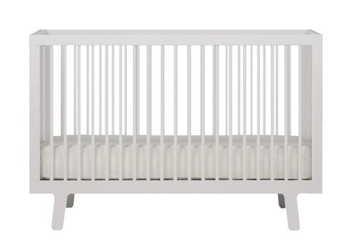 Oeuf Oeuf Sparrow Crib In White