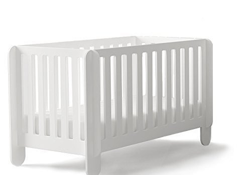 Oeuf Oeuf Elephant Crib In White