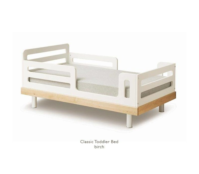 Oeuf Classic Toddler Bed ln Birch