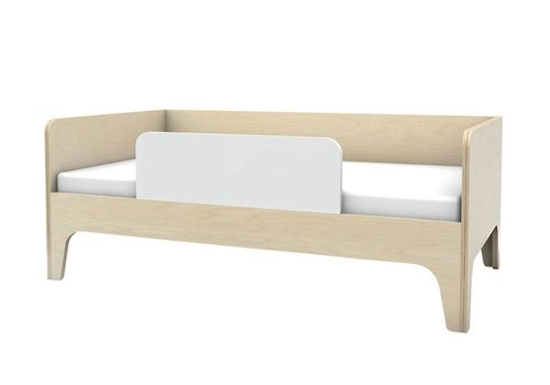 Oeuf Oeuf Perch Collection Toddler Bed In White/ Birch