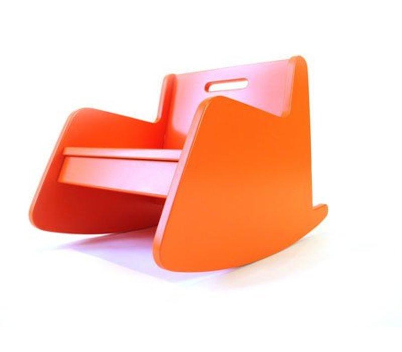 Spot On Square Hiya Rocker-Orange