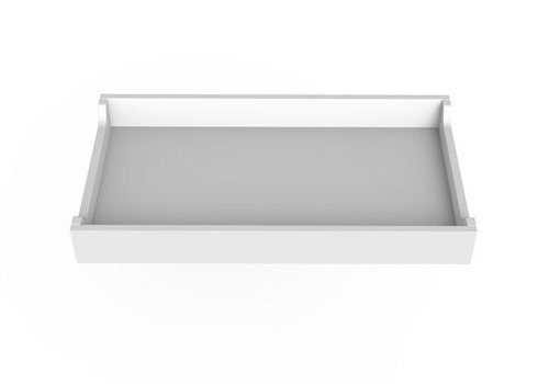 Spot On Square Spot On Square 34'' Wide Changing Tray-White