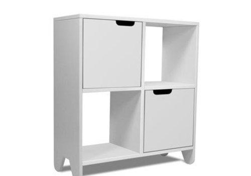 Spot On Square Spot On Square Hiya Bookshelf-White