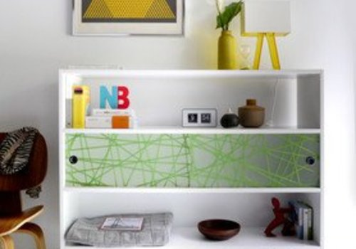 Spot On Square Spot On Square Alto Bookshelf In Green Strands