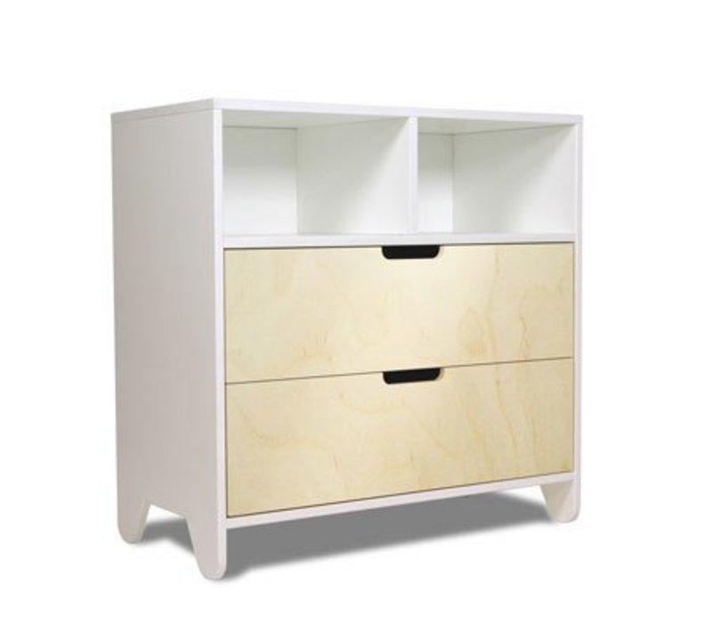 Spot On Square Hiya Dresser-Birch