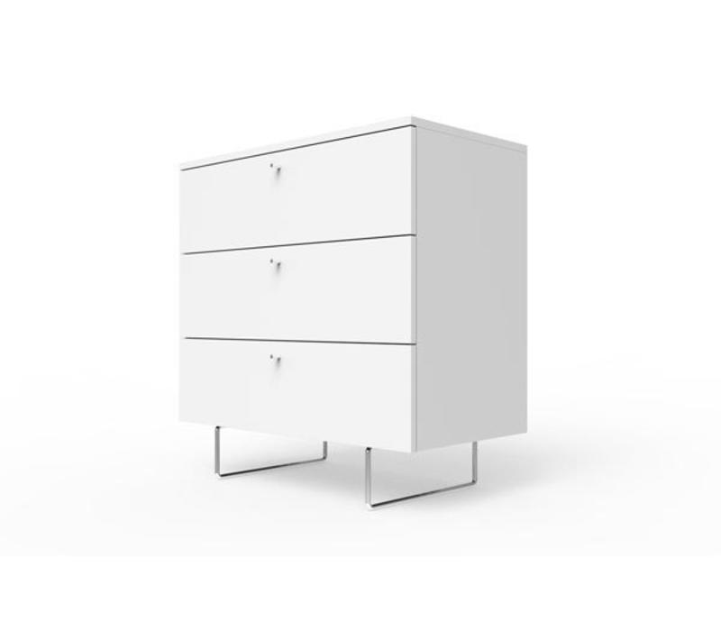 Spot On Square Alto Dresser 34'' - White