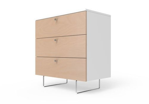 Spot On Square Spot On Square Alto Dresser 34'' - White-Birch