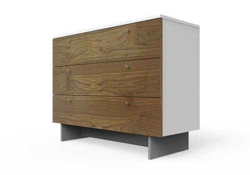 Spot On Square Spot On Square Roh Dresser 45'' Wide - White-Walnut