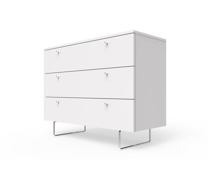 Spot On Square Alto Dresser 45'' - White