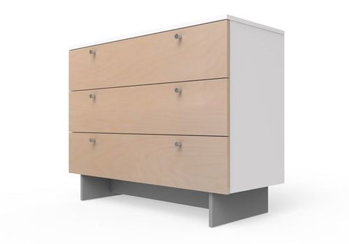 Spot On Square Spot On Square Roh Dresser 45'' Wide - White-Birch