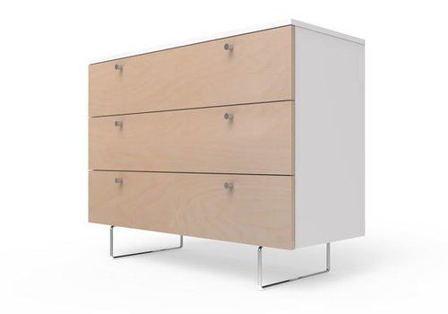 Spot On Square Spot On Square Alto Dresser 45'' - White-Birch