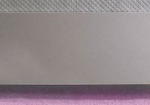 Natart Natart Alexa Low Profile Footboard 54'' In Silver