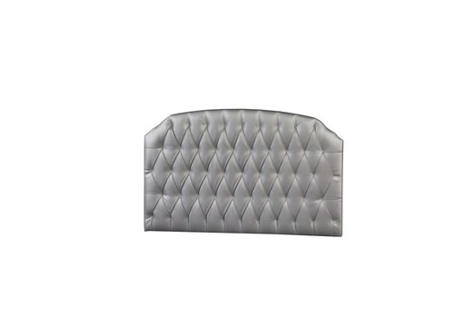 Natart Natart Allegra-Alexa Tufted Panel In Silver