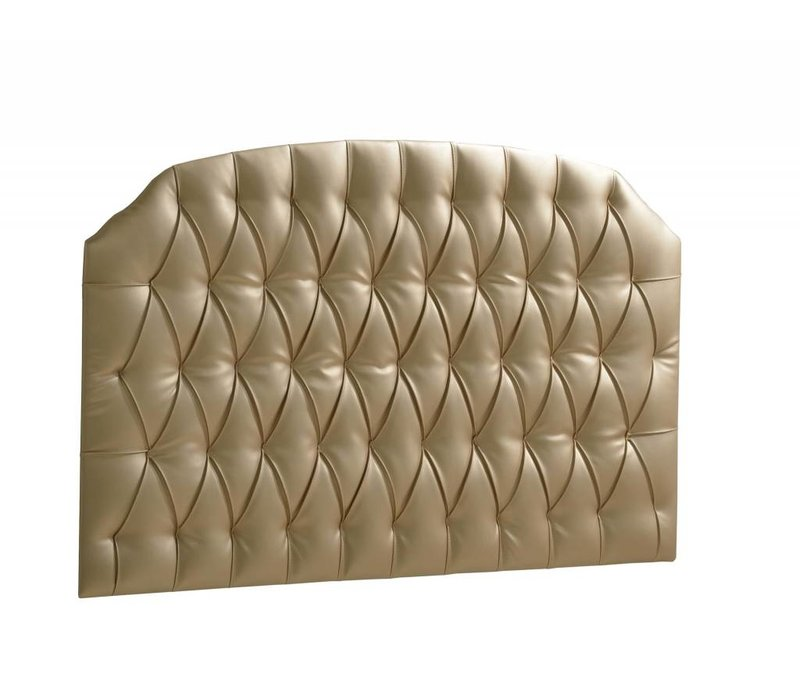Natart Allegra Gold Tufted Panel (use with#80503, 80596, 80597)