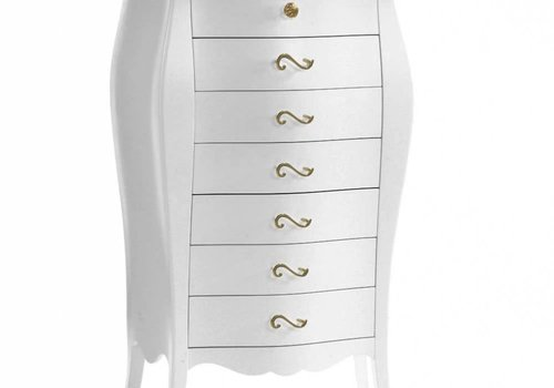 Natart Natart Allegra Gold Lingerie Chest