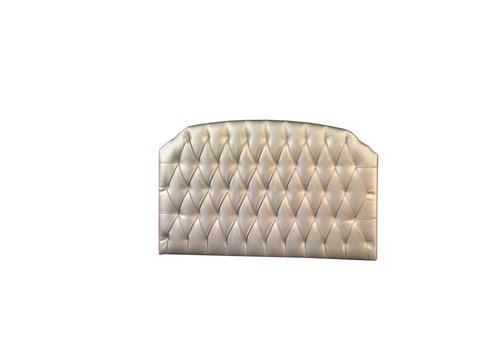 Natart Natart Bella Tufted Panel In Platinum