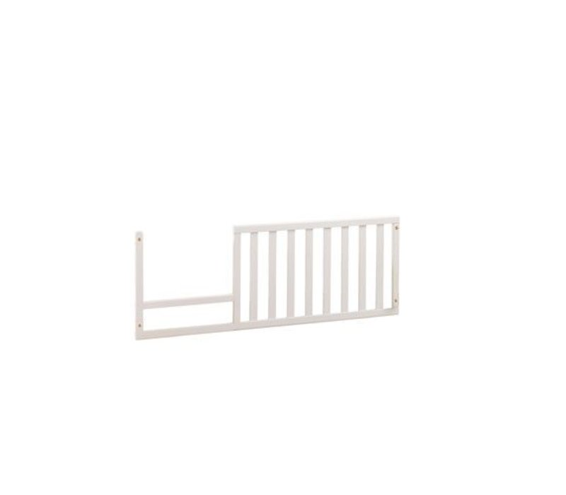 Natart Belmont Toddler Gate In French White