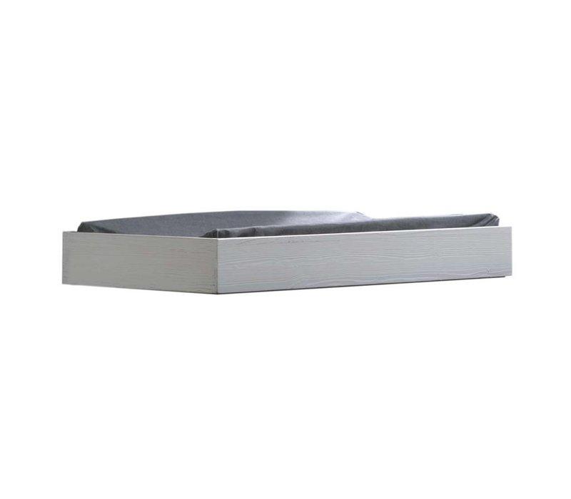 Natart Cortina Changing tray In White Chalet