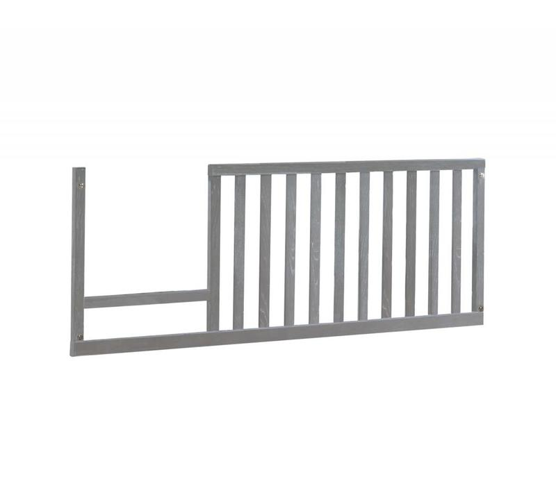 Natart Cortina Toddler Gate (use with #45003) In White Chalet