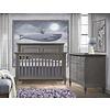 Natart Belmont Crib In Grigio, And Double Dresser