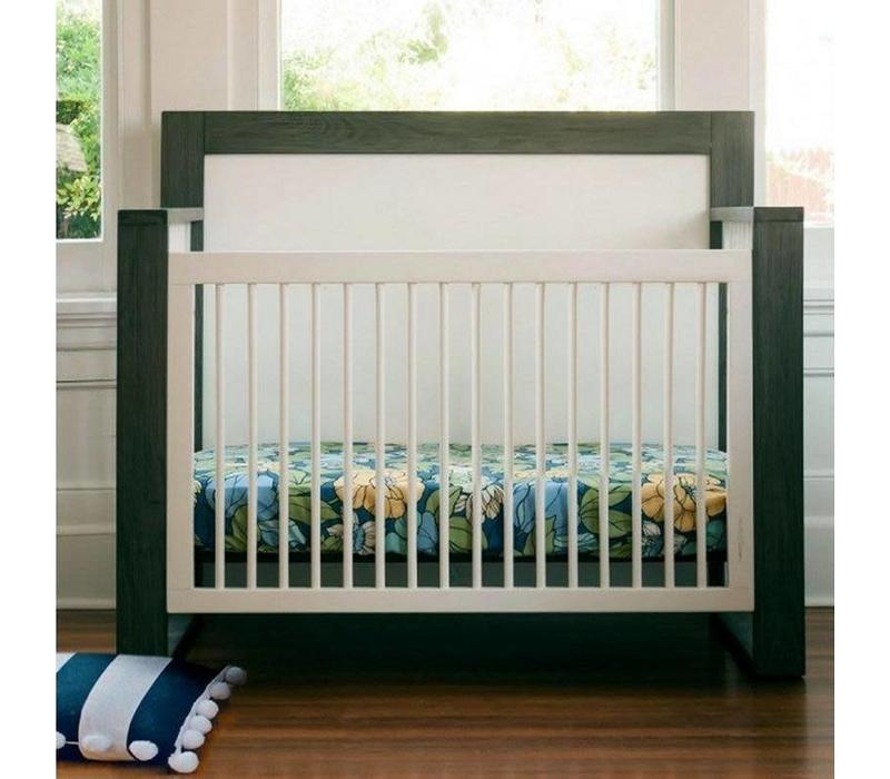 Milk Street Baby True Convertible Crib Collection In Mud With Snow