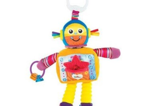 Lamaze Lamaze Clip And Go Mitchell Moonwalker