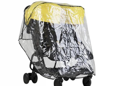Mountain Buggy Mountain Buggy Nano Duo Double Storm - Rain Cover