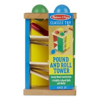 Melissa And Doug  Motor Skills Pound & Roll Tower