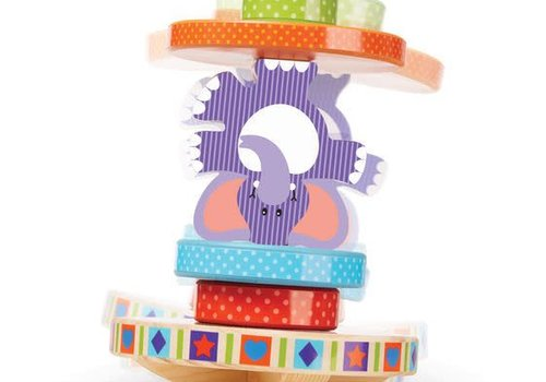 Melissa And Doug Melissa And Doug First Play Elephant Rocking Stacker