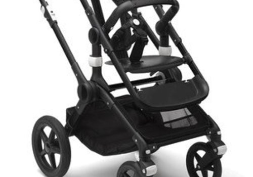 Bugaboo Bugaboo Fox Base Chassis In Black