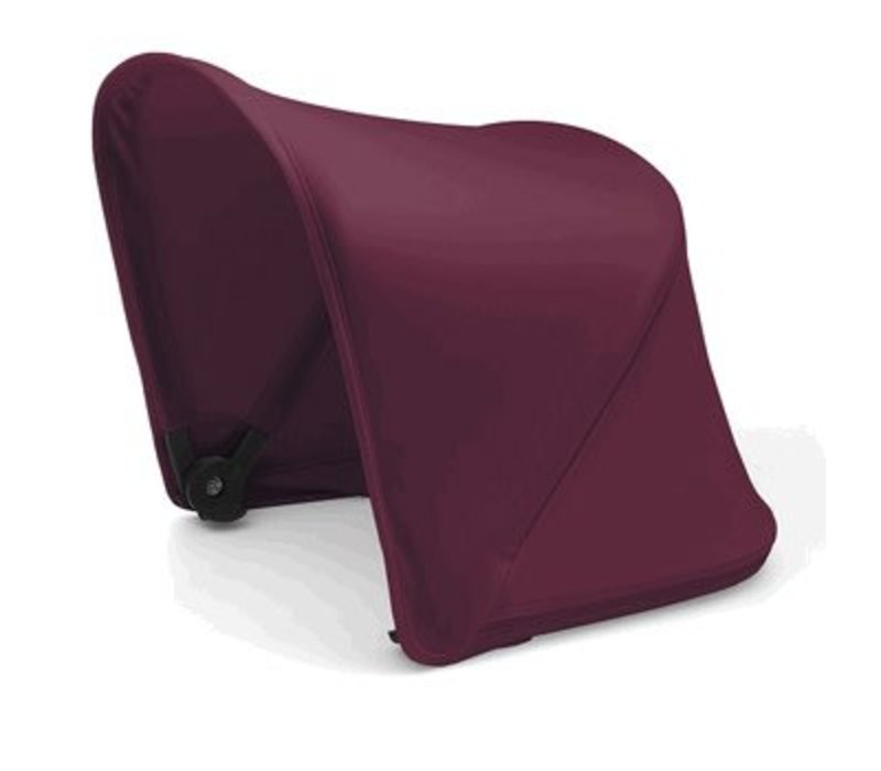 Bugaboo Cameleon/Fox Sun Canopy In Ruby Red