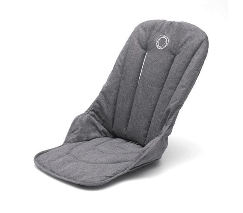 Bugaboo Fox Seat Fabric In Grey Melange
