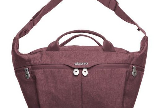 Doona Doona All-Day Bag In Cherry- Burgundy