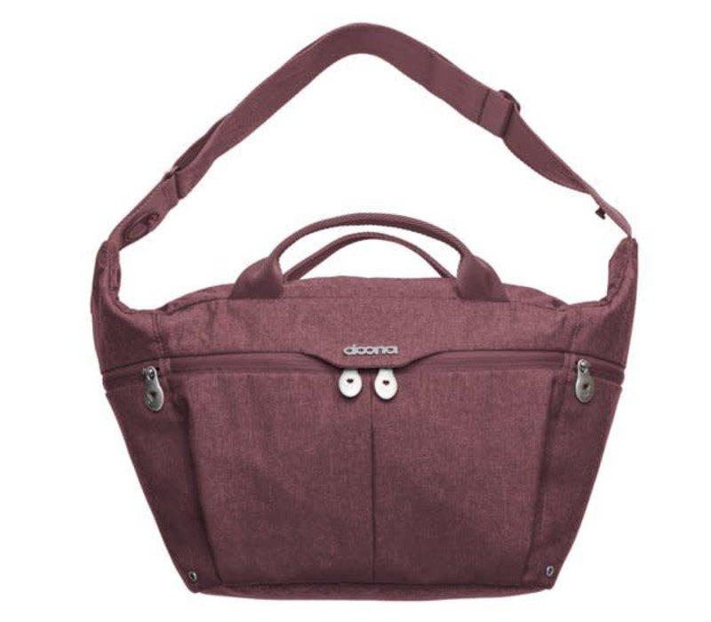 Doona All-Day Bag In Cherry- Burgundy