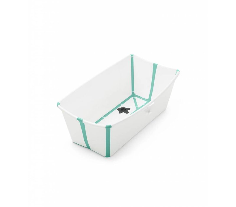 Stokke FlexiBath In White Aqua