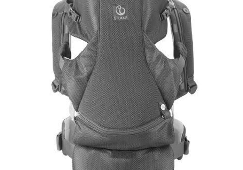 Stokke Stokke MyCarrier Front Carrier In Grey Mesh