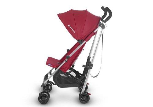 UppaBaby Uppa Baby G-Lite Stroller In Denny (Red-Silver)