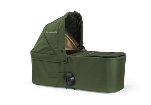 Bumbleride Bumbleride Indie Twin Bassinet Camp Green