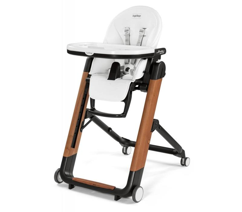 Peg Perego Prima Siesta High Chair In Ambiance Brown
