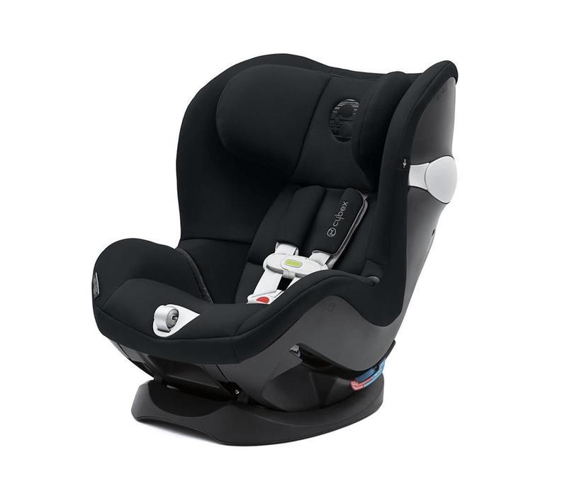 Cybex Sirona M Sensorsafe 2.0 Car Seat in Lavastone Black