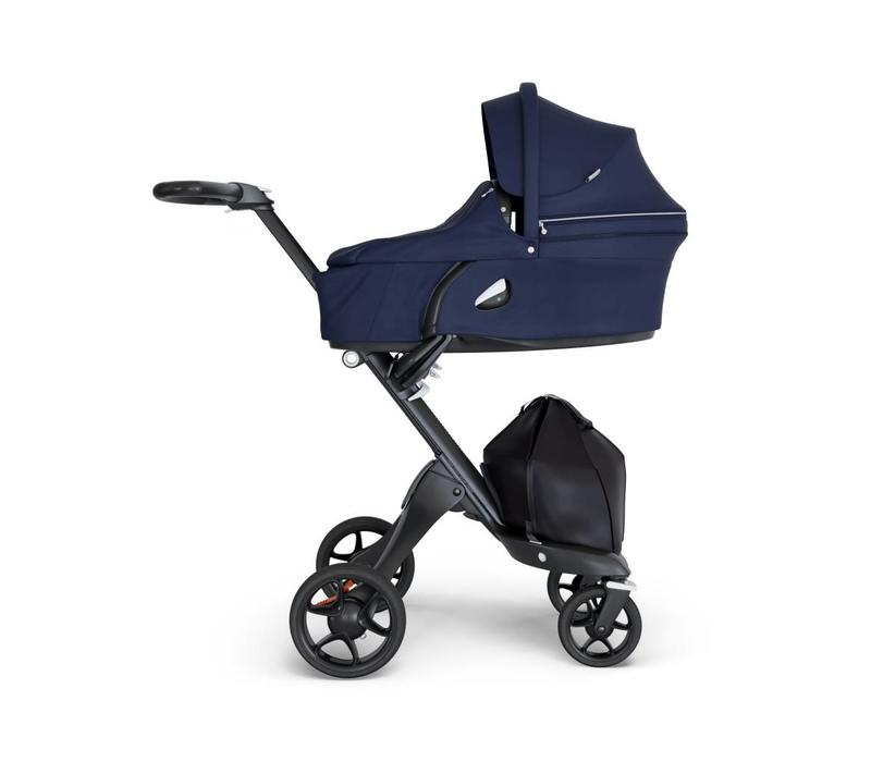 2020 Stokke Xplory Carrycot Deep Blue (Stroller Frame Not Included)
