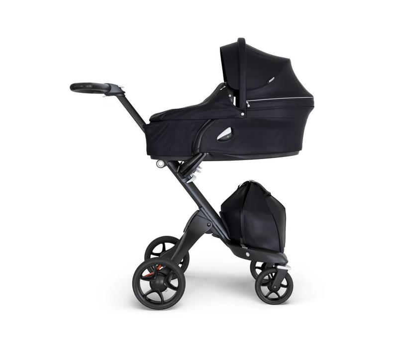 2018 Stokke Xplory Carrycot Black (Stroller Frame Not Included)