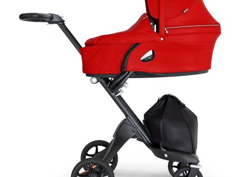 Stokke 2019 Stokke Xplory Carry cot Red (Stroller Frame Not Included)