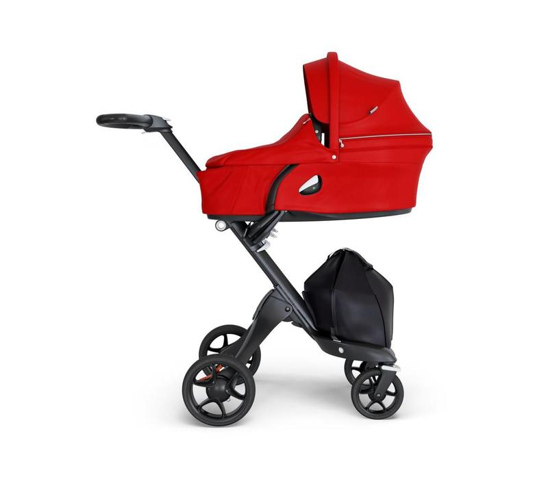 2019 Stokke Xplory Carry cot Red (Stroller Frame Not Included)