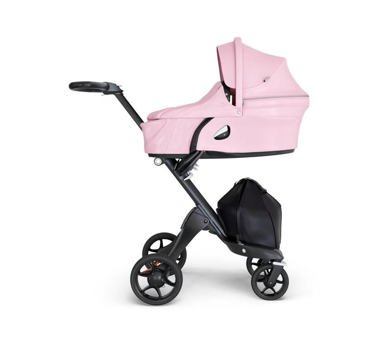 2020 Stokke Xplory Carry Lotus Pink (Stroller Frame Not Included)